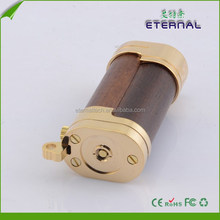 Promotion activity! New product Copper wooden slug mod made in china alibaba