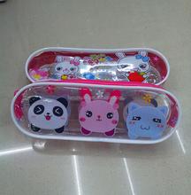 convenient and fashionable cartoon pencil case cute