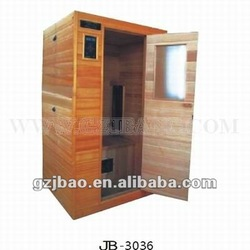 for 2 person sauna house,infrared sauna room