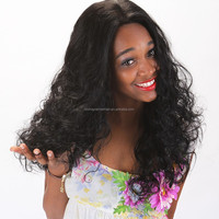 natural curl indian remy hair 100 percent human hair wigs