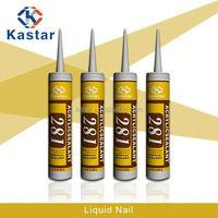acrylic anti-fungal liquid nail glue