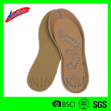 2015 new design soft latex insoles for woman