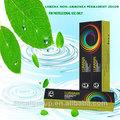 Lumina amoníaco libre del color del pelo/tinte para el cabello que contienen proteína de soya hidrolizada