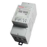 SDM220-Standard Single Phase Energy Meter, Watt Meter, Power Meter Analyzer, Imax 100A, Modbus RTU,RS485, MID pending
