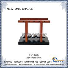 magico strumento didattico fisica bilanciamento newton cradle yg1300e palle