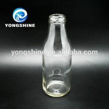 500 ml frasco de leite de vidro com preço barato