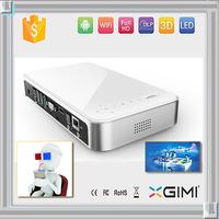 1500 lumen high bright 3D hd digital cinema projector with remote control