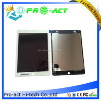 1 year warranty Replacement Parts for iPad Air 2 LCD Display Digitizer Touch Screen Assembly
