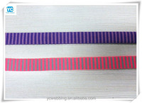 Customize polyester headband underwear jacquard elastic band