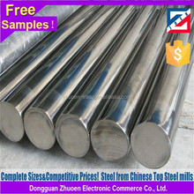 Stainless Steel Bars 201 302 304/304L 316/316L 410 430 stainless steel price per kg