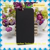 Newest hard plastic back cover for iPhone 6 Plus, plastic back cover for iPhone 6 Plus with microfiber inside