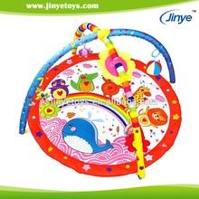 cheap plush baby non-toxic play mat