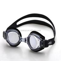 New design sports swimming degree goggles set