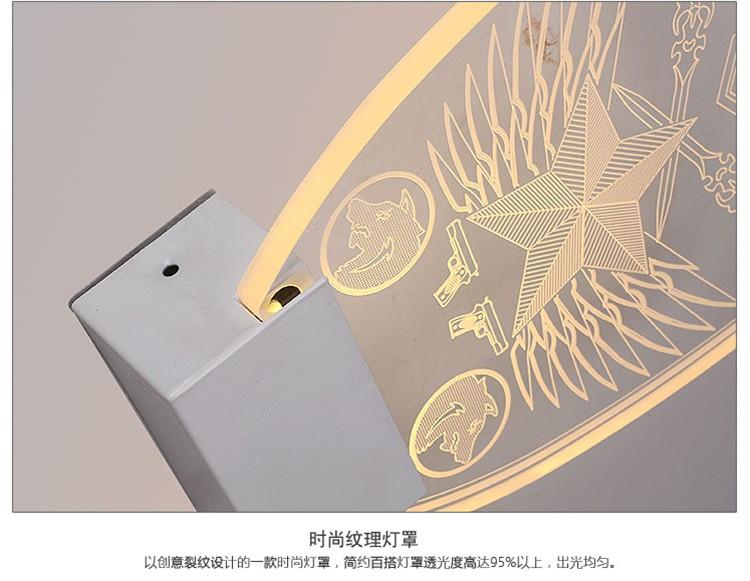 Moderne 4 W led Muur Badkamer Licht Hoge Kwaliteit Aluminium Case ...