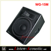 WG-15M MDF material 2 way active monitor audio speaker from Ningbo