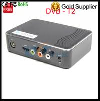 DVB T2 Terres 18 DVB T2 Terrestrial TV Receiver DVB-T MPEG-2/-4 H.264 Support Full HD 1080P USB HD Set Top Box For RUSSIA Eur