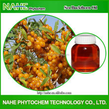 OEM and free sample available supercritical CO2 extraction sea buckthorn oil