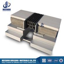 Timber floor flexible rubber seals concrete expansion joint caulk