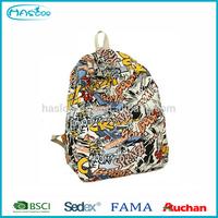 Factory Wholesale Modern Popular Unique Book Bags Kids Backpack,Cheap High School Bookbags