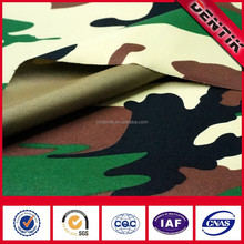Dentik 3 Layer Waterproof Breathable Functional Camouflage Fabric For Workwear Jacket