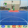 Popular Multi-use Excellent modular tile PP basketball flooring