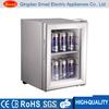 table top refrigerator showcase, mini fridge display