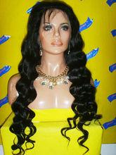 Aliexpress Sale Brazilian Raw Virgin Human Hair Deep Wave Full Lace Wig Any Color U May Choose