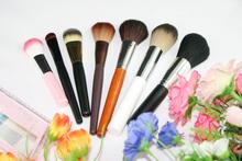 top-quality permanent private label makeup product, makeup brush set