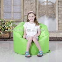 Living Room Furniture Small Beanbag Sofa Chair Child Teardrop Shape Bean Bag Sofa