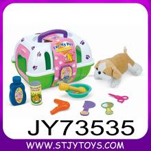 Wholesale Vet Doctor Kit Pet Dog Set Toys for Kids