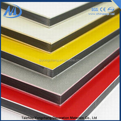 Easy to maintain PE coated aluminum composite panel fabricator