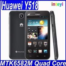 Hot selling ! ! Huawei Y518-T00 4.5 Inch Capacitive Screen Android 4.2.2 Smart Phone China Brand phone