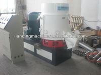 pp pe film agglomerator machine