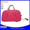new arrivals rolling duffel bag, top quality trolley travel bag
