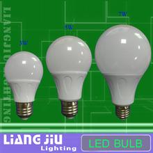 Plastic housing 9 watt lamps and lighting industrial LED bulb driver lights