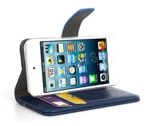 Best selling case for Touch 6, leather phone case for iPod Touch 6