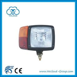 Plastic tractor work light with great price