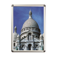 A1. A2. A3. A4 Sign Poster Frame, aluminum round corner wall mounted picture frame