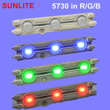 Super bright red, green and blue led module in SMD5730/ outdoor led module