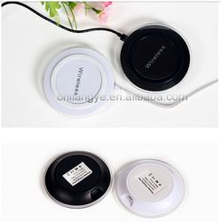 2015 new style and cheap warner wireless charger