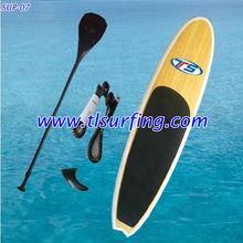 Sup paddle board/ Bamboo veneer/ SUP board/Surfboards