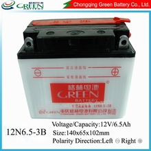 Water/Flooded Rechargeable Lead Acid Battery/Motorcycle battery General Machine Starting battery