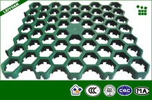 Car Parking Lot Grass Protection Plastic Grass Grid