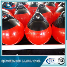 Marine Buoy Wiht High Density And Inflatable Buoy