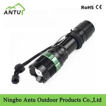 180lumen strong 1 watt aluminium alloy light led flashlight
