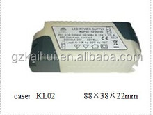 24v 350ma power supply LED constant current power supply for led lighting