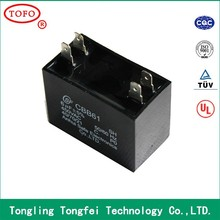 top quality cbb61metallised film capacitor 4uf 250v