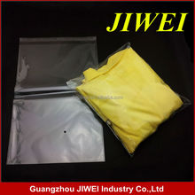 high quality packing opp bag for T shirt