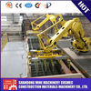 made in china fully automatic European technology fire clay brick machine