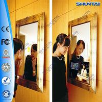 42 inch smart design wall mounted LED magic mirror tv